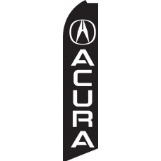 Acura Swooper Feather Flag