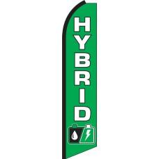 Hybrid Swooper Feather Flag
