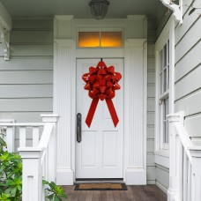 "Big 28"" Front Door Bow For House"