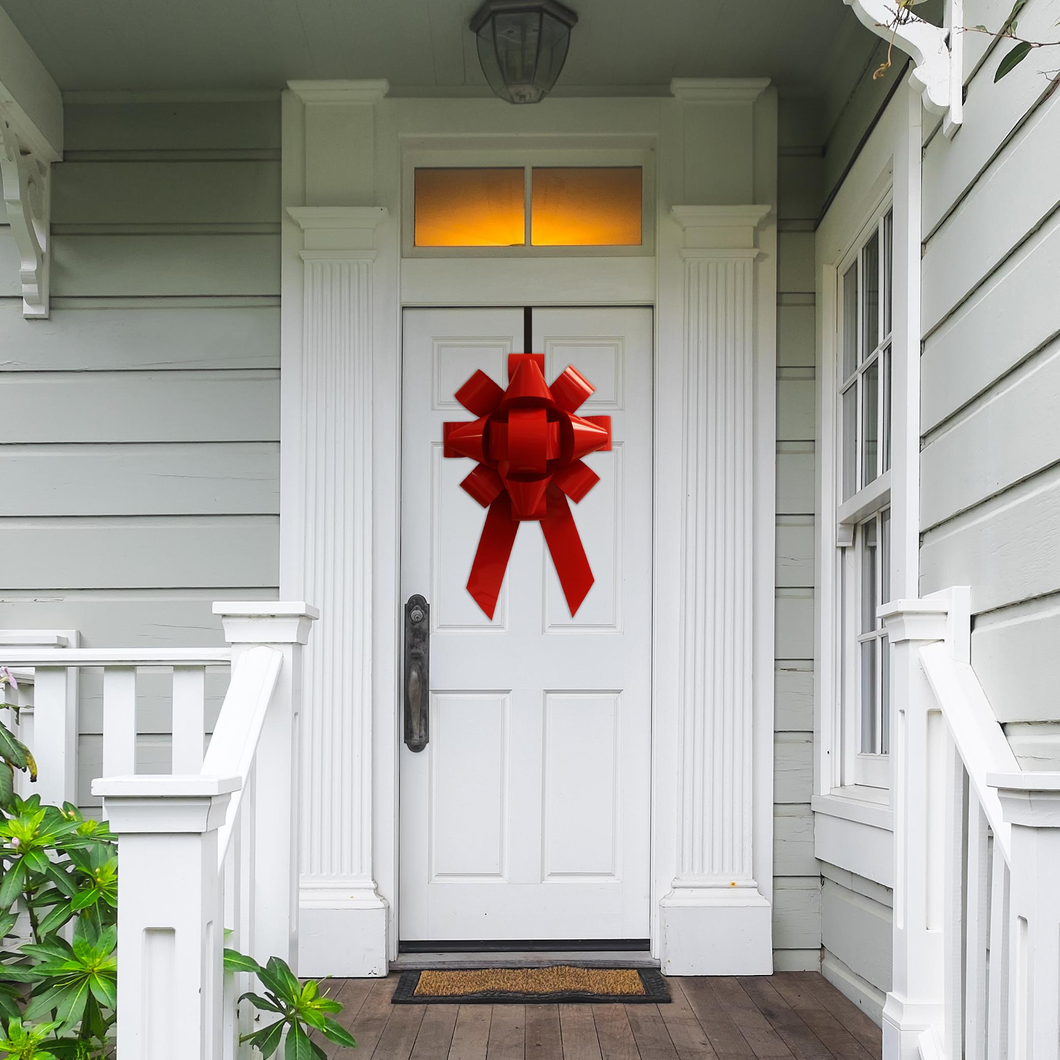 Big 22  Front Door Bow For ... & Big Front Door Bow - 22
